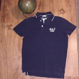 3/25$💫Boys Abercrombie and Fitch polo medium